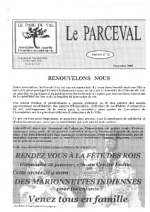 thumbnail of Parceval 12
